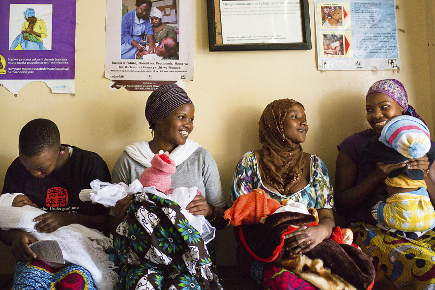 Addressing Immunization Service Delivery Issues in Tanzania and Zambia
