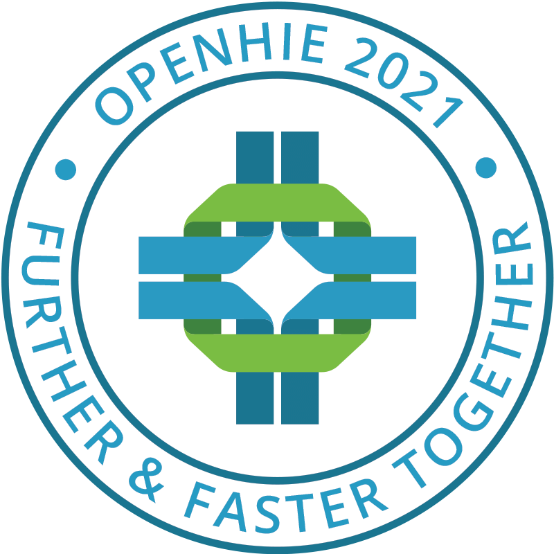 OpenHIE 2021 - Further & Faster Together